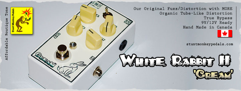 White Rabbit II: 'CreaM'