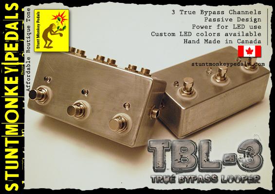 True Bypass Loop TBL